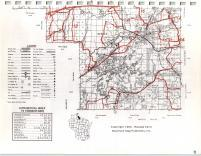Map Image 027, Iron County 1973